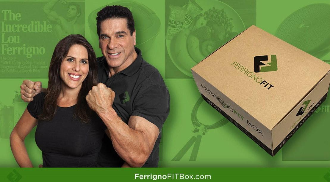 The Ferrigno FIT Box Subscription