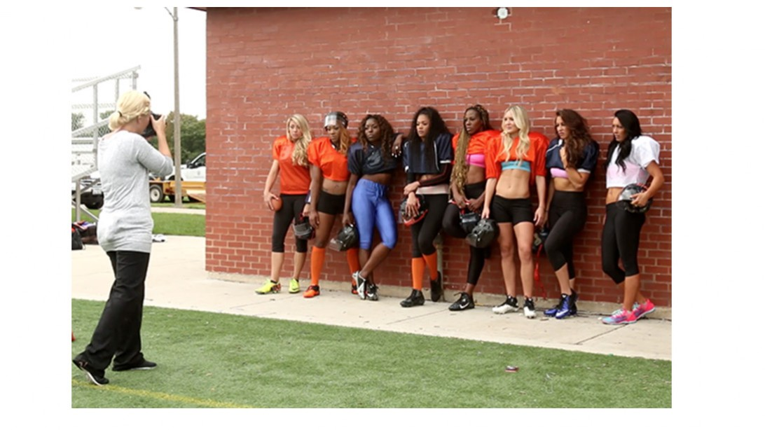 Oxygen Follows Female Football League Stars In New Show