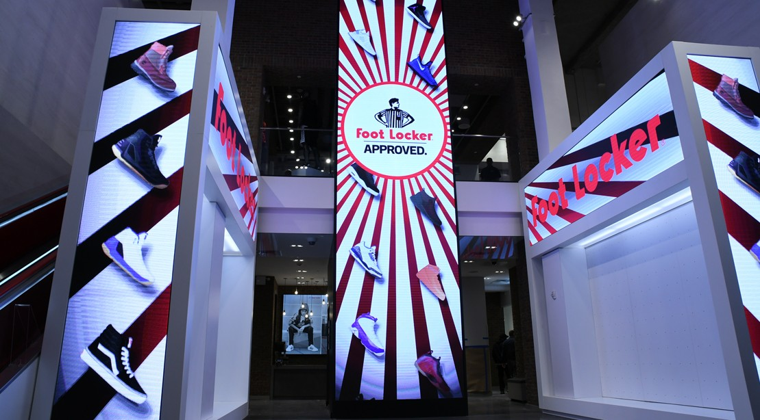 Best Sneaker Store in America? Foot Locker Opens Massive Flagship Location in Times Square