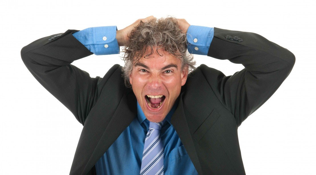 Yes, Stress Does Cause Your Hair to Gray Quicker
