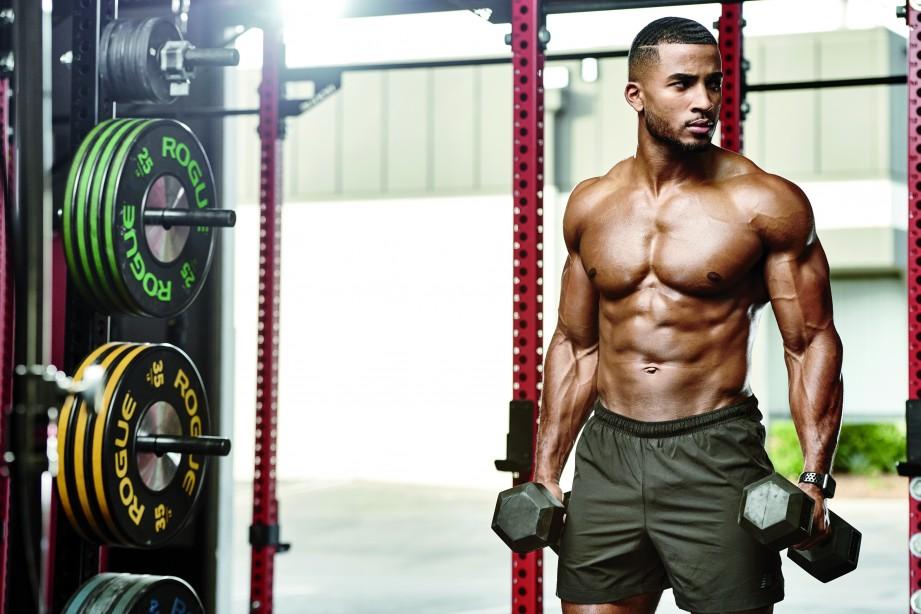 MusclePharm Athlete John Gaines Jr.