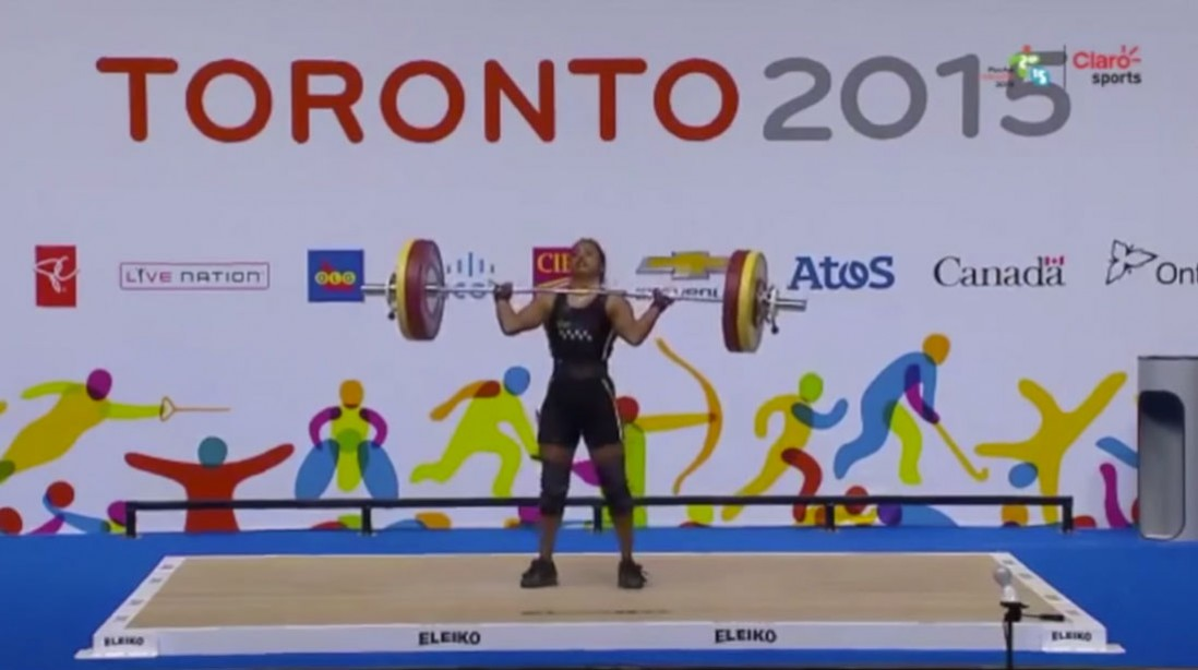 Incredibly Resilient Lifter Recovered From This Disaster to Win Silver