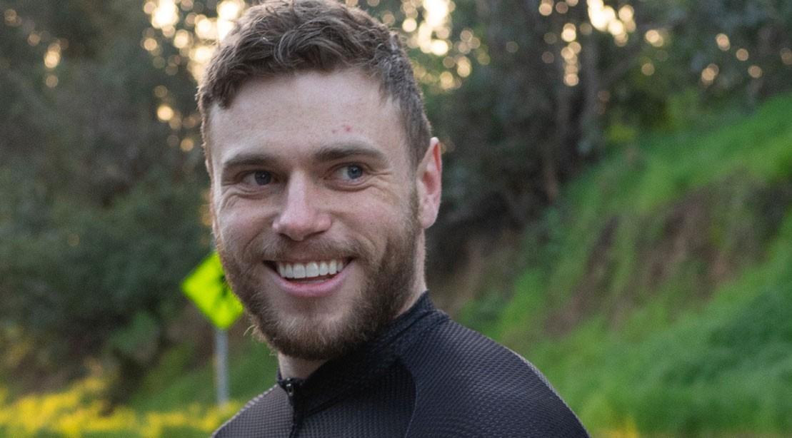 Olympic skier Gus Kenworthy.