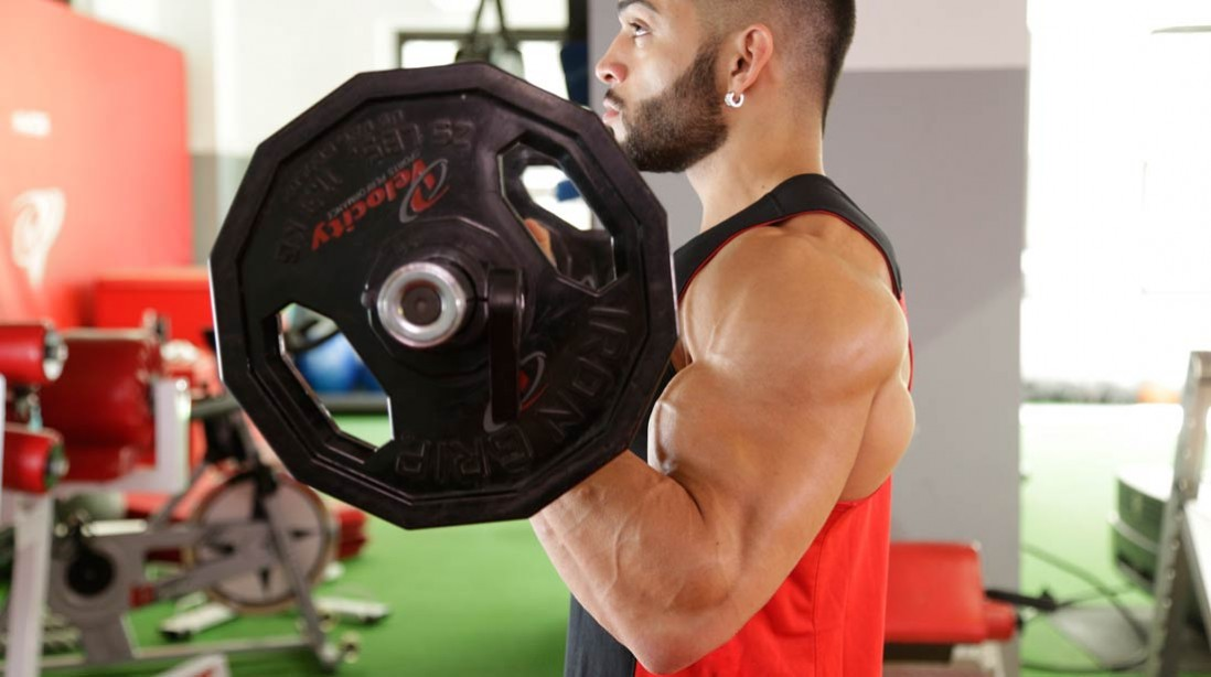 The Freshman 15 Pounds of Muscle Workout