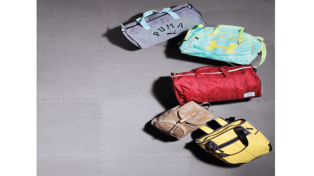 5 Must-Have Fall Gym Bags