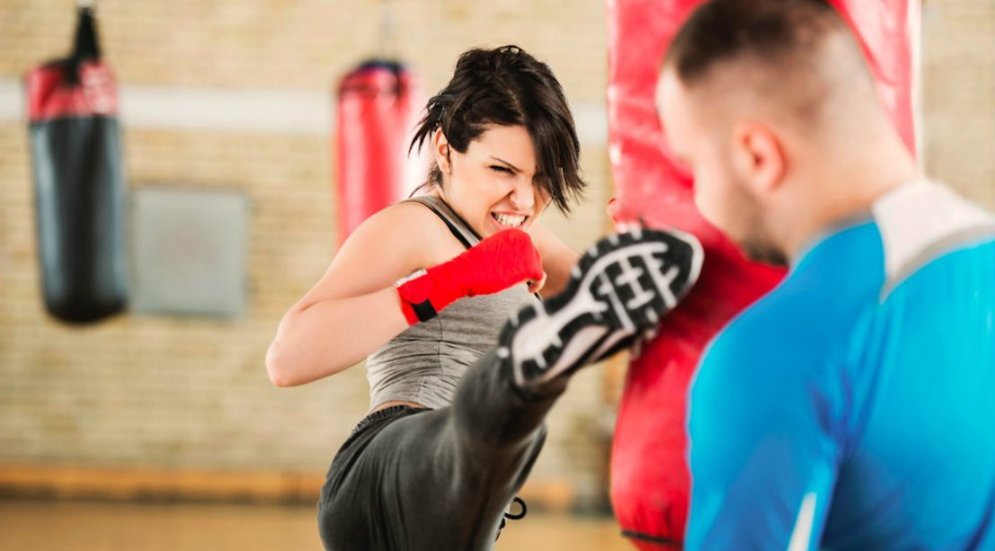 5 Reasons to Add Kickboxing to Your Cross-Training