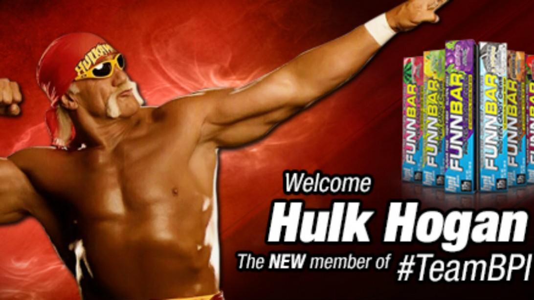 Hulk Hogan BPI Promo