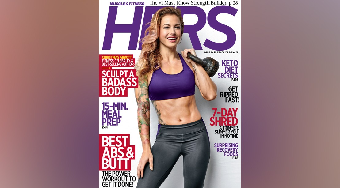 0305916df73 Get the Spring Issue of  Muscle   Fitness Hers  on Newsstands Now ...