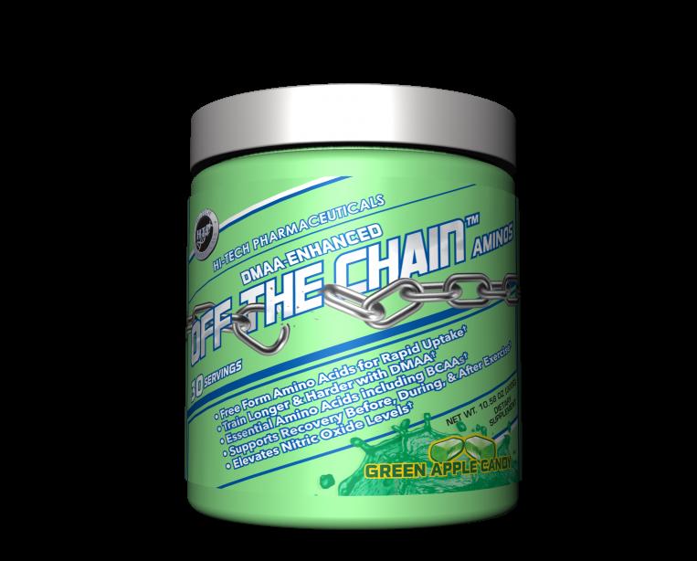 Hi-Tech Off the Chain