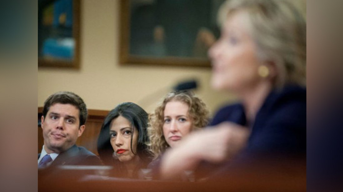 Hillary Aide Huma Warns That Clinton Is 'Still Not Perfect In Her Head'