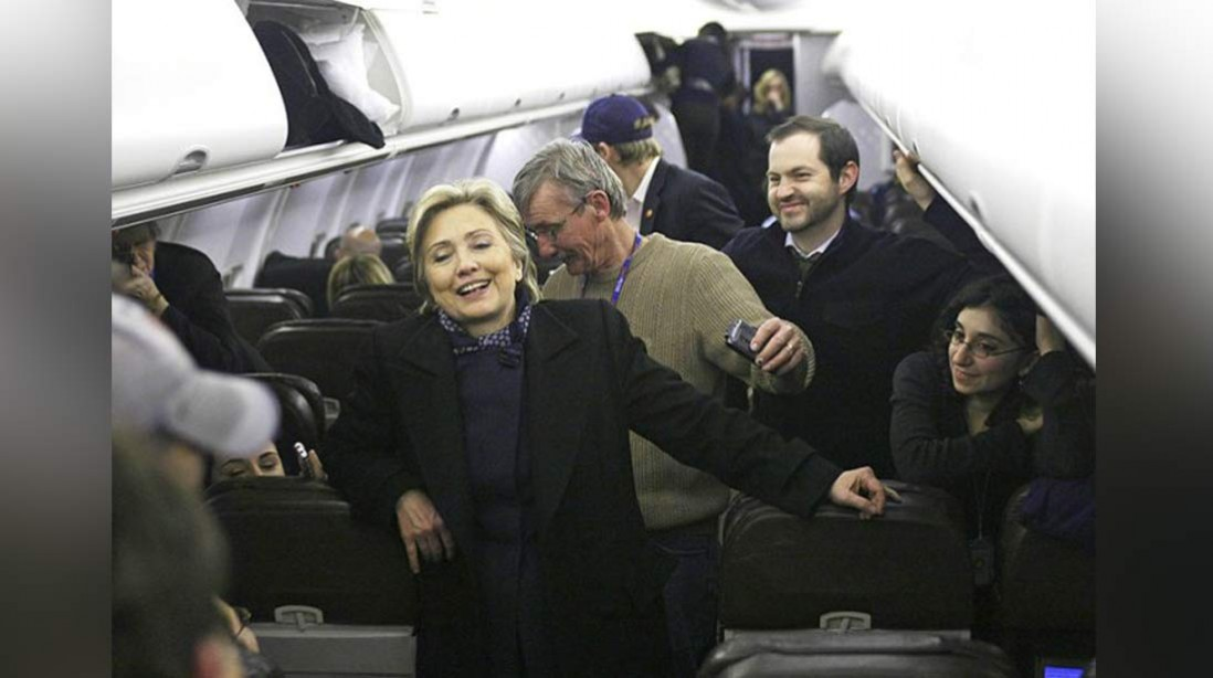 Hillary Clinton Drinking Crisis: 'Sober Her Up!'