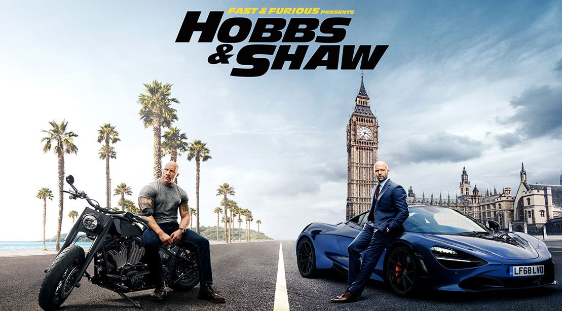 First look at Fast and Furious spinoff Hobbs & Shaw