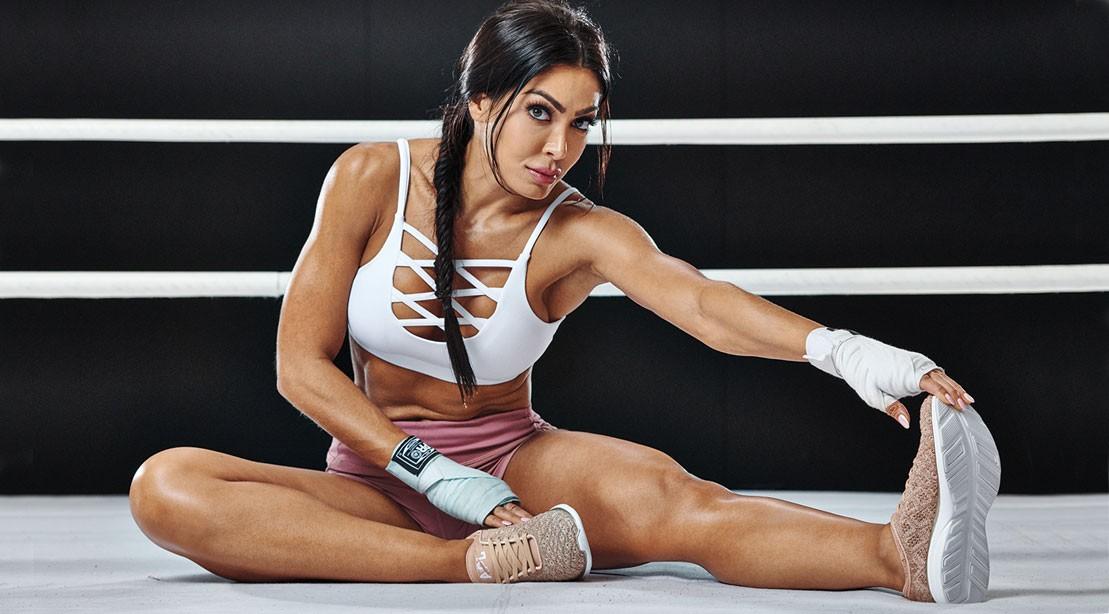 Hoda Hajirna's Full-Body Heavy Lifting Routine