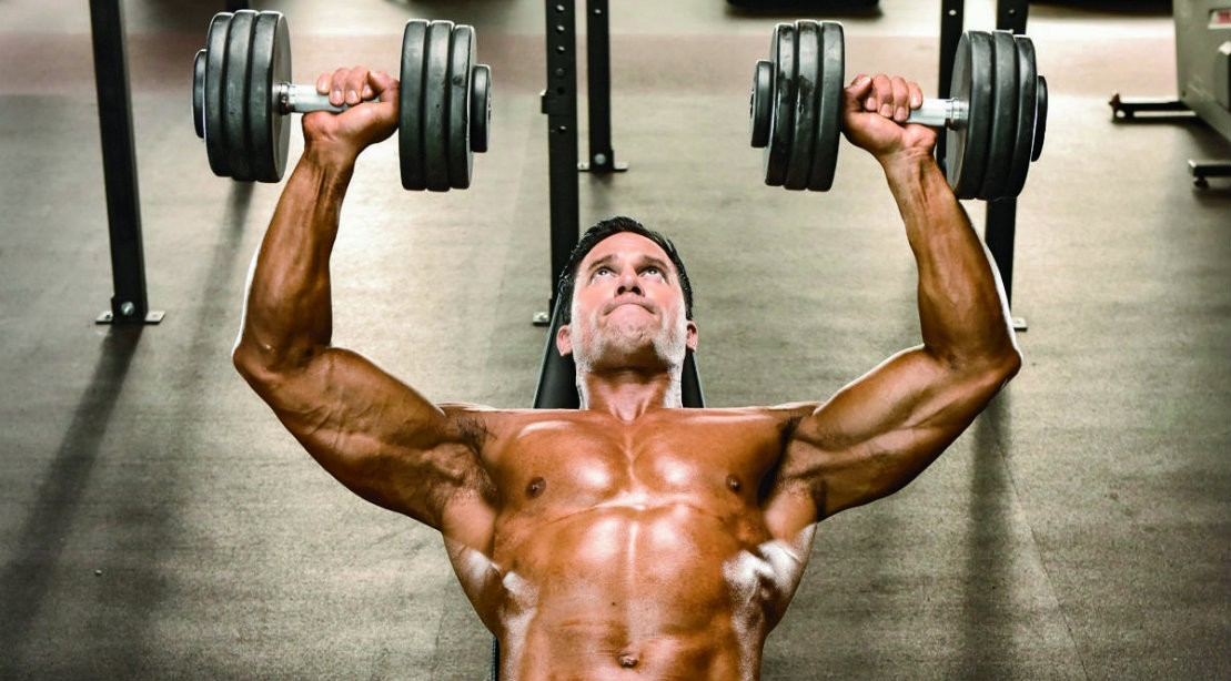 workouts : The Ultimate Chest Workout: Build A Big Chest In Just 28 Days