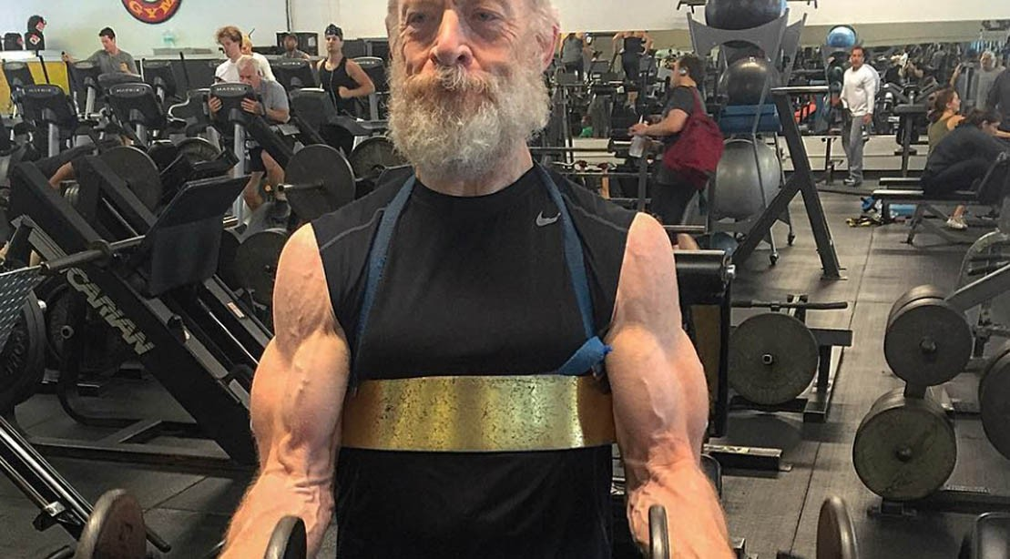 J.K. Simmons Somehow Got Ripped For The New 'Batman' Movie