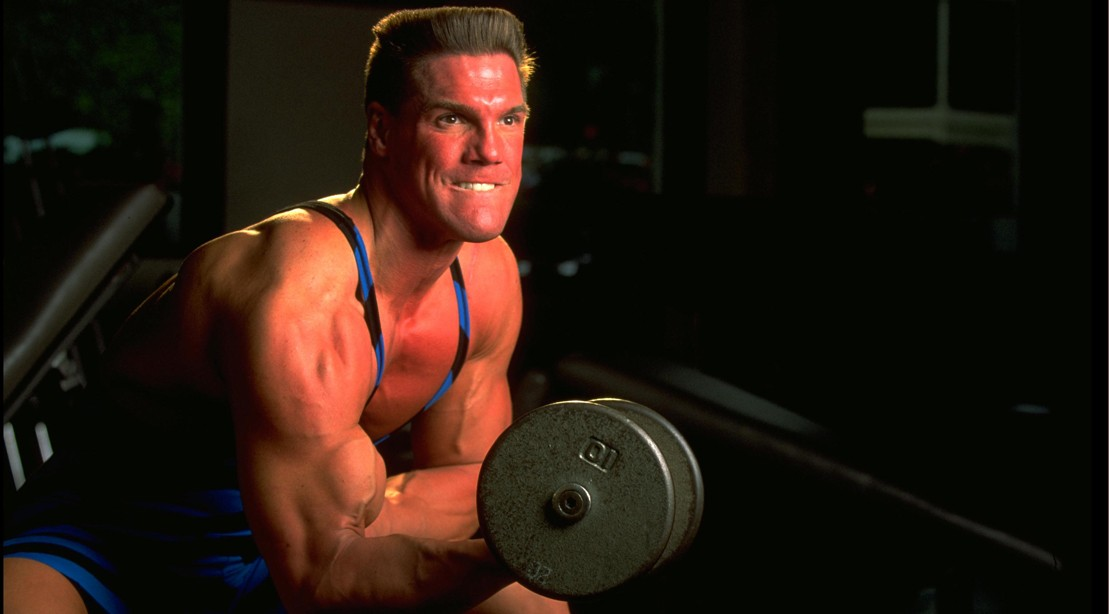 Laser From 'American Gladiators' is Still Jacked 20 Years Later