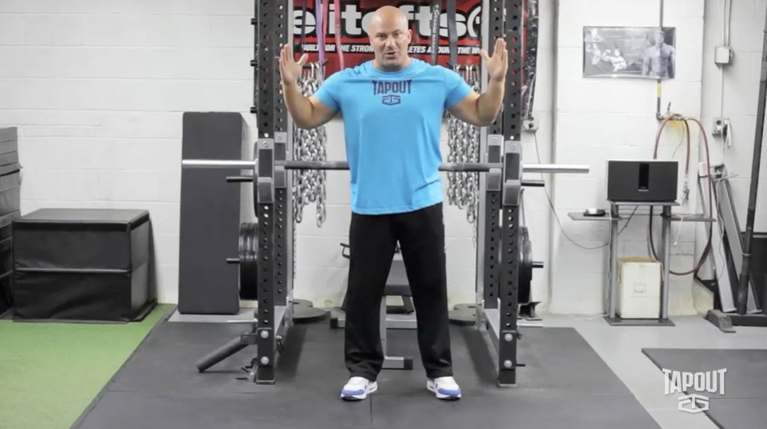 Tapout Training Series Tip of the Day - Monday: Upper Body Training