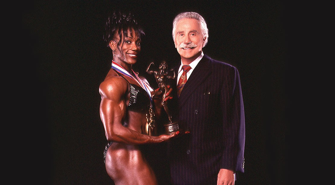 Athlete Spotlight: Lenda Murray, 8-Time Ms. Olympia Champion