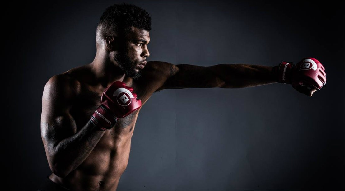 Bellator fighter Joey Davis