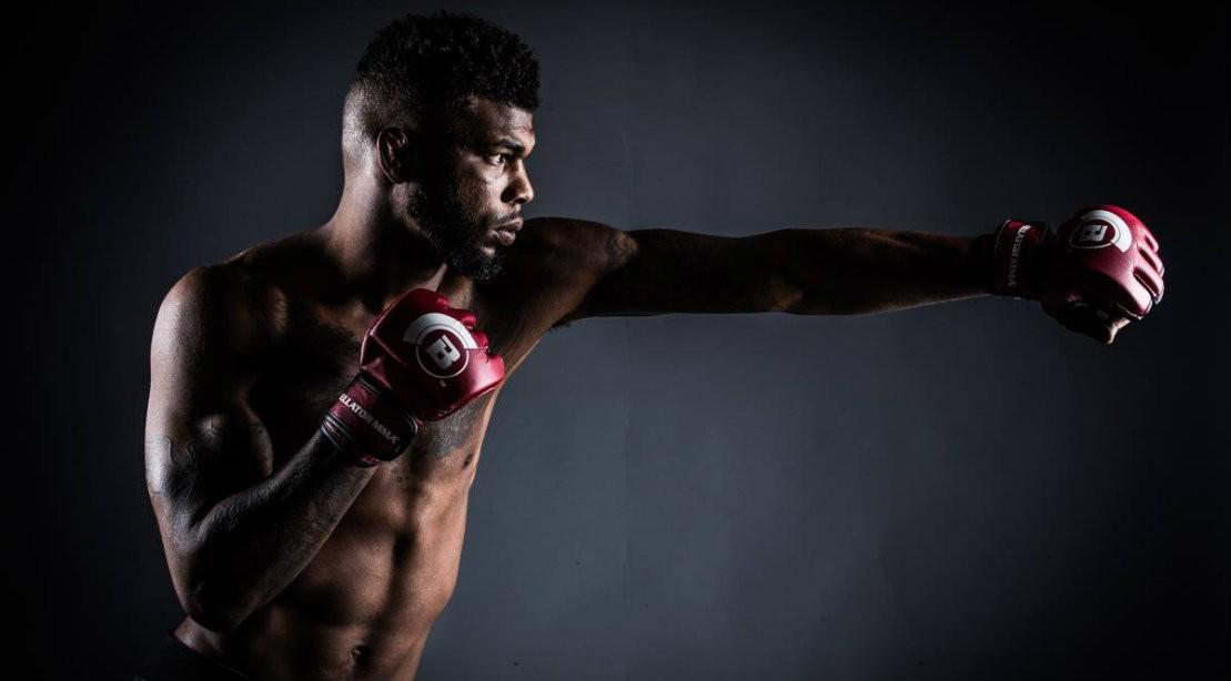 Bellator fighter Joey Davis