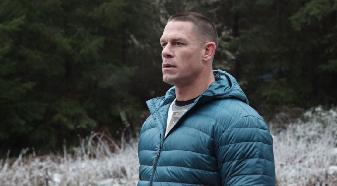 John Cena Rounds Up 'American Grit'