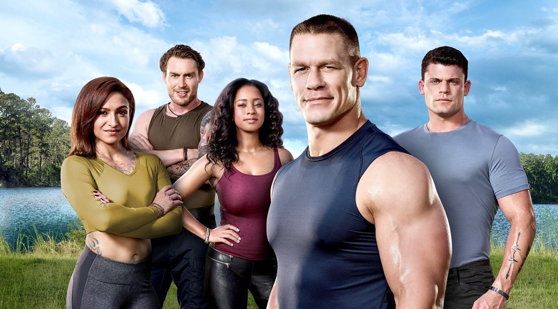 John Cena & Cast of American Grit Season Two