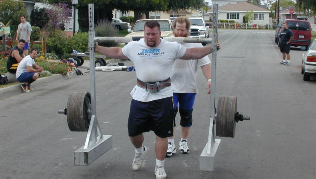Josh Bryant yoke exercise