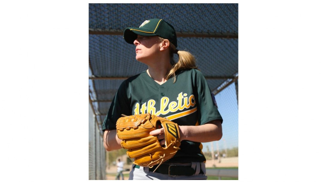 The A's Hire FIrst Female Coach In The MLB
