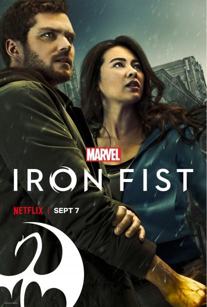 Finn Jones talks 'Iron Fist'