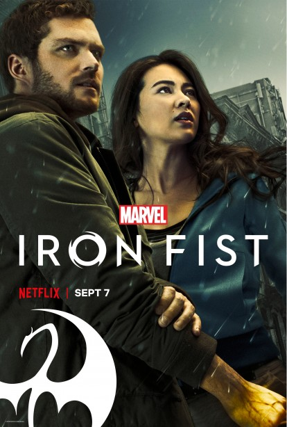 Finn Jones talks 'Iron Fist'