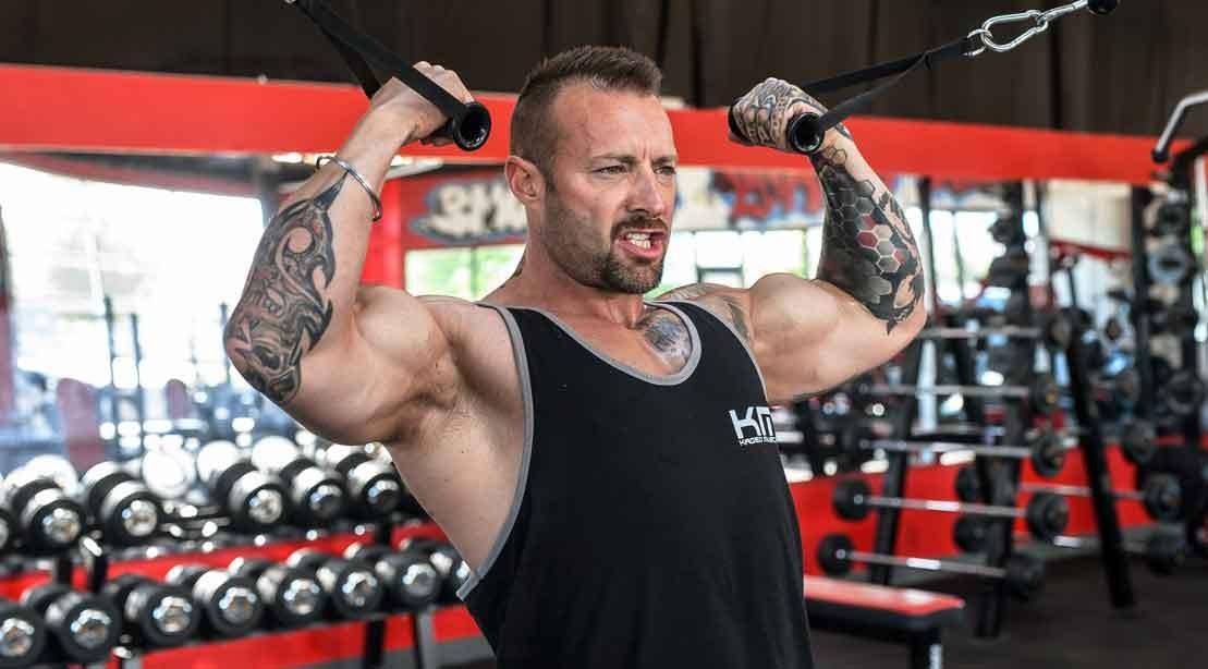 Kaged Muscle's 6-Week Biceps Program: Nutrition