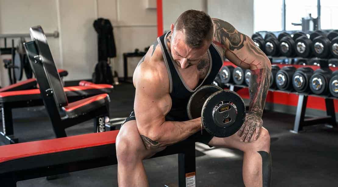 Kaged Muscle's 6-Week Biceps Program: Supplementation