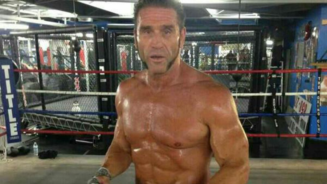 UFC Hall of Famer Ken Shamrock is Ripped and Ready for Kimbo Slice Fight