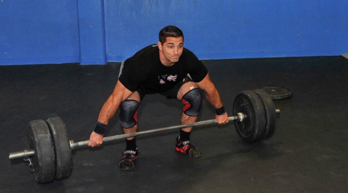 CrossFit Jason Khalipa