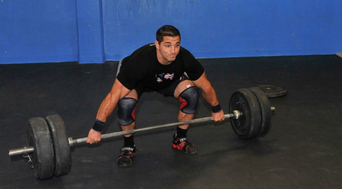 CrossFit Jason Khalipa