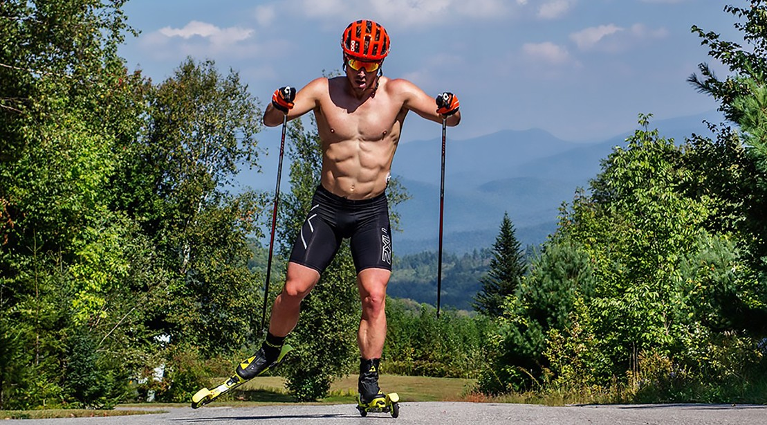 Diabetic Skier Kris Freeman Trains for Fifth Winter Olympics.