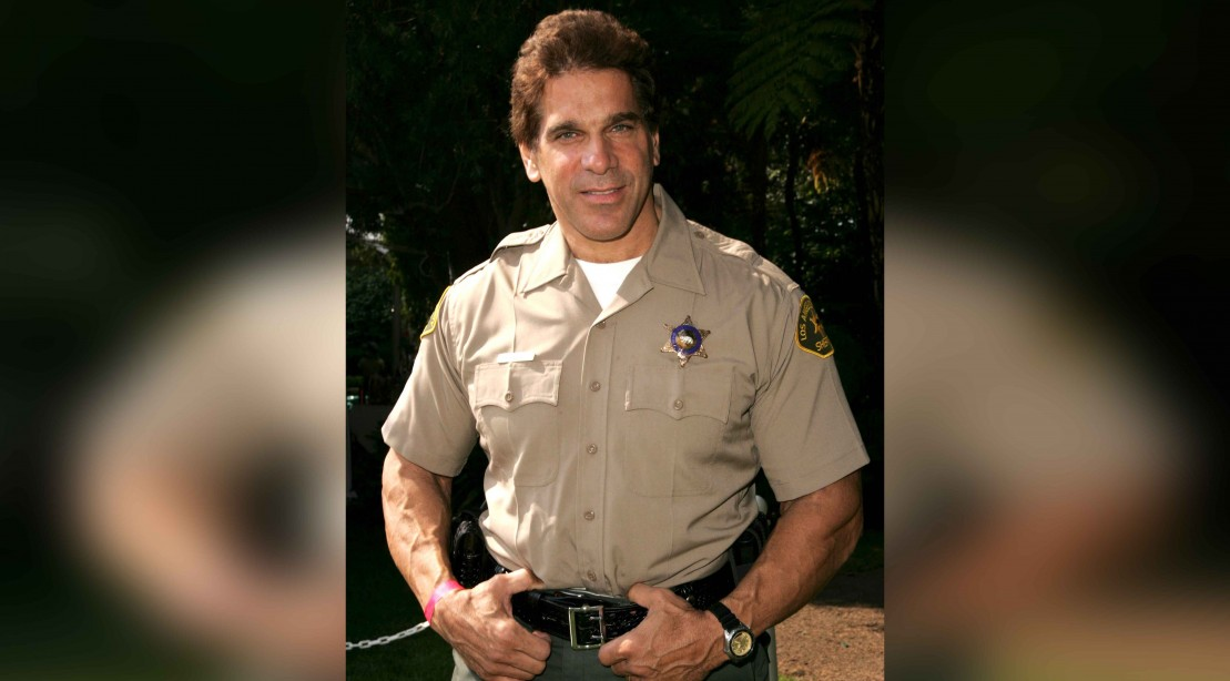 Lou Ferrigno Will Become a Deputy Sheriff in New Mexico