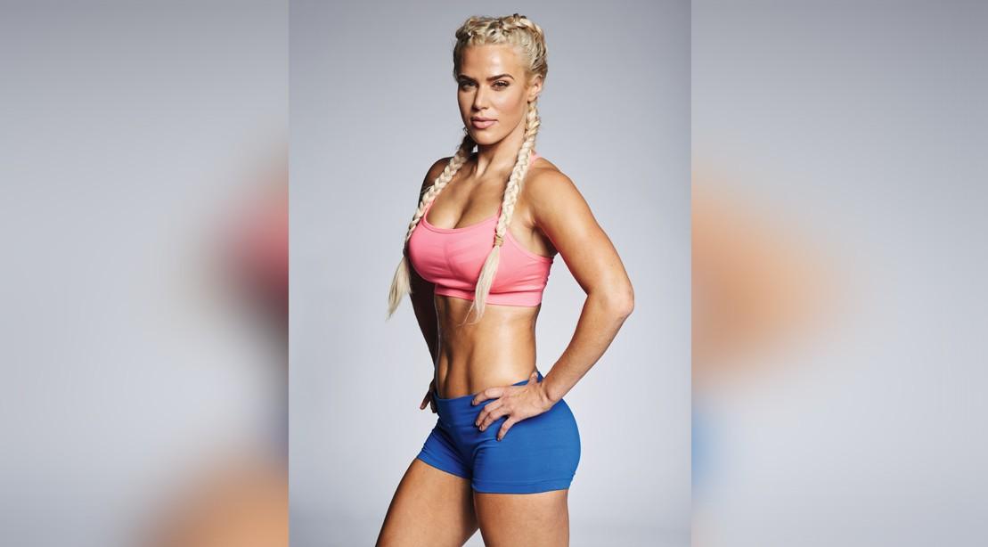 Lana WWE naked 983