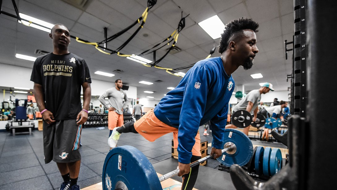 Jarvis Landry S Offseason Workout Routine