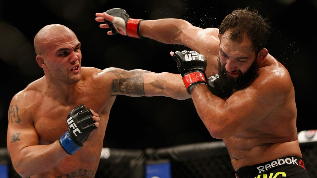 UFC 189: Welterweight champion Robbie Lawler prepares for first title defense in Las Vegas