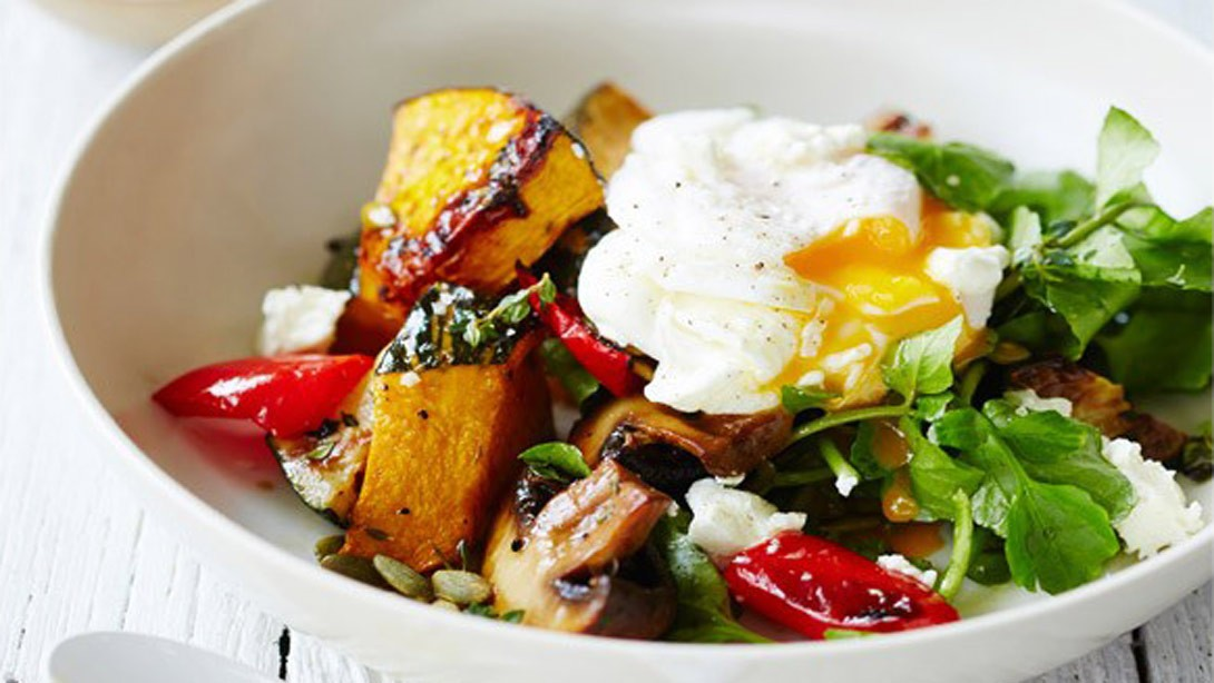 Nourishing Breakfast Salad