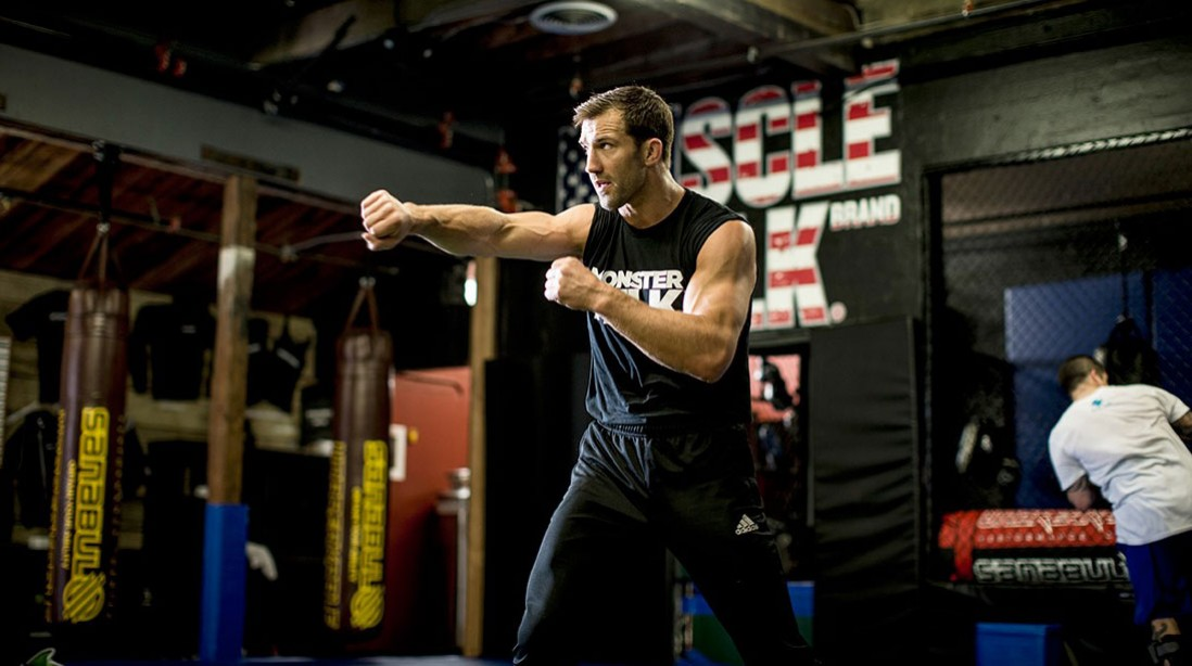 Rockhold to Bisping: 'I Will Humiliate You'