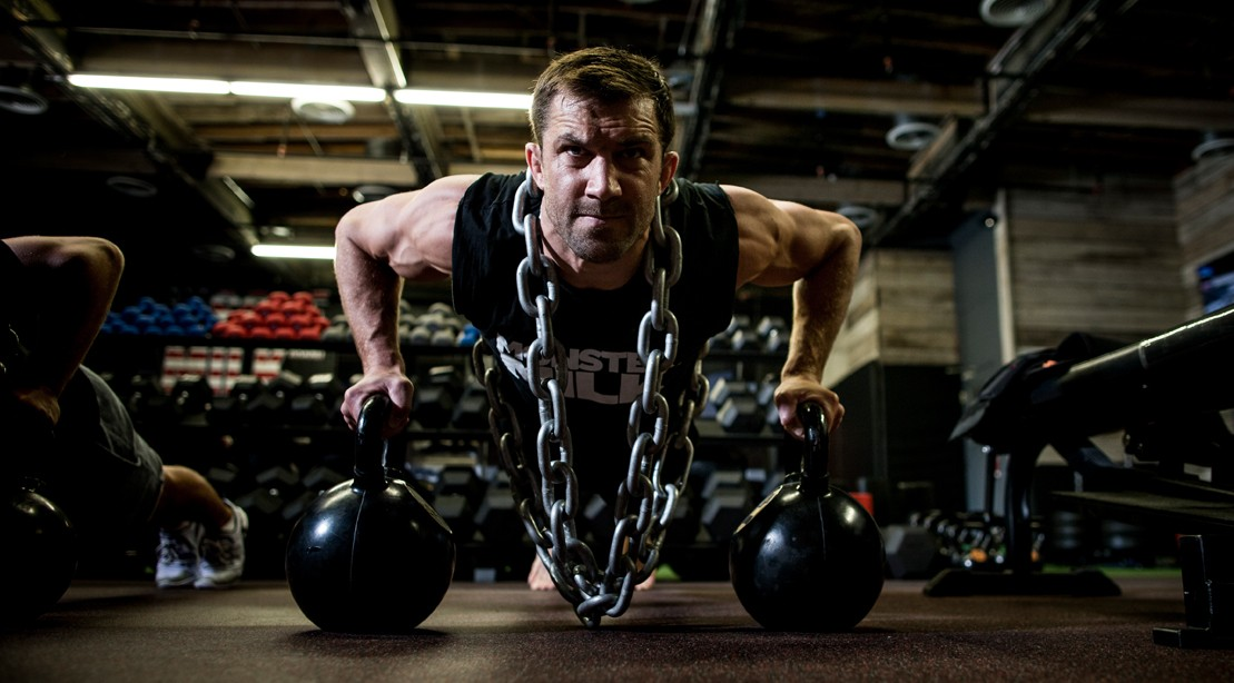 Train Like Ufcs Former Middleweight Champ Luke Rockhold Muscle