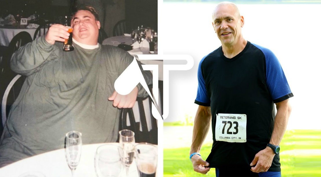 Phil Brenneman before and after pic