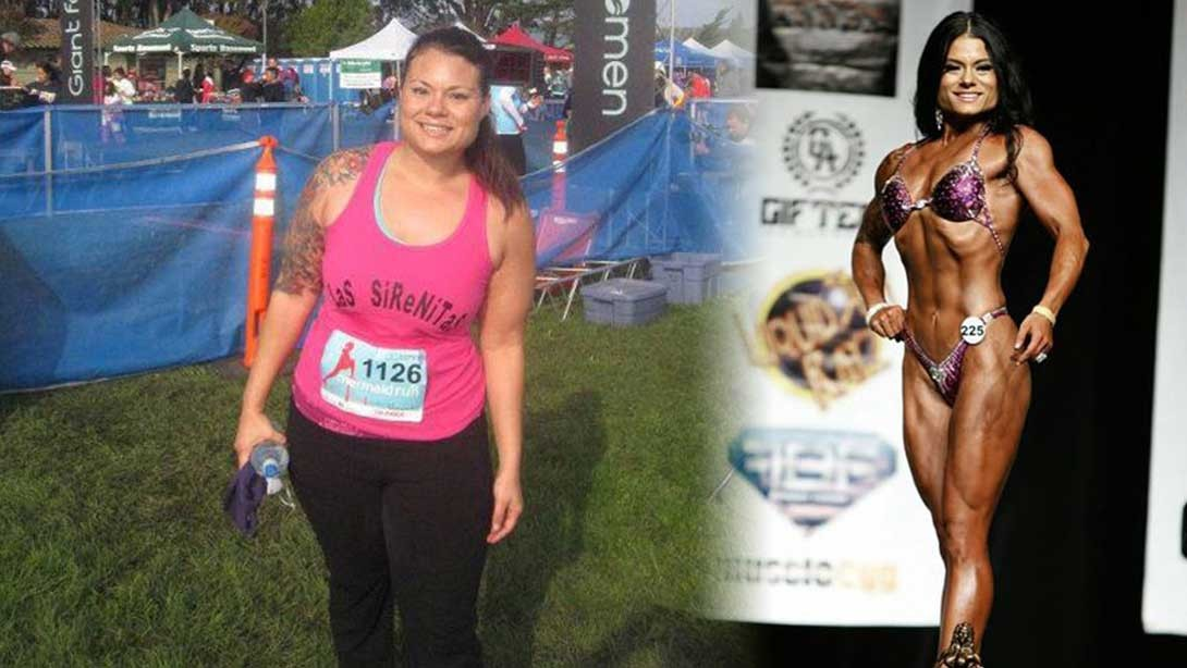 391664c8a3 Transformation Of The Month  Deziree Slusher