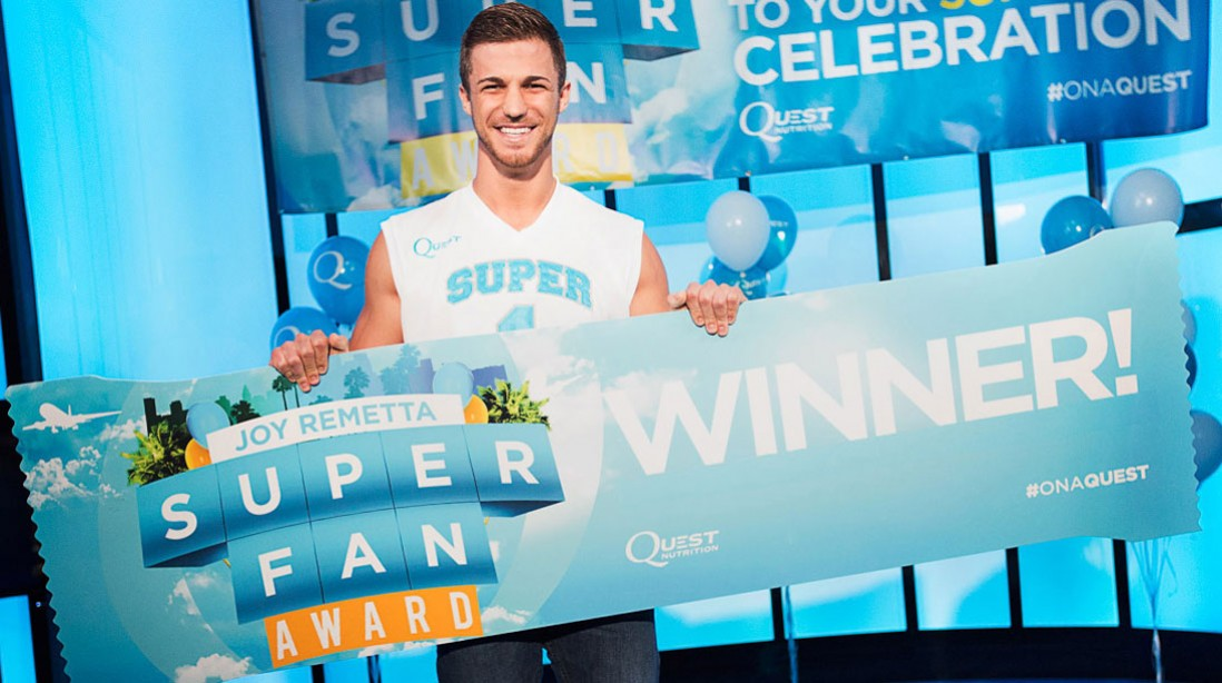 Win A Lifetime Supply Of Quest Bars!