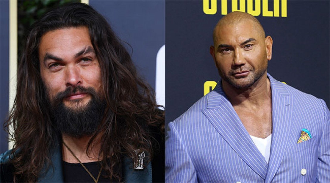 Dave Bautista and Jason Momoa Set to Star in TV Show Together