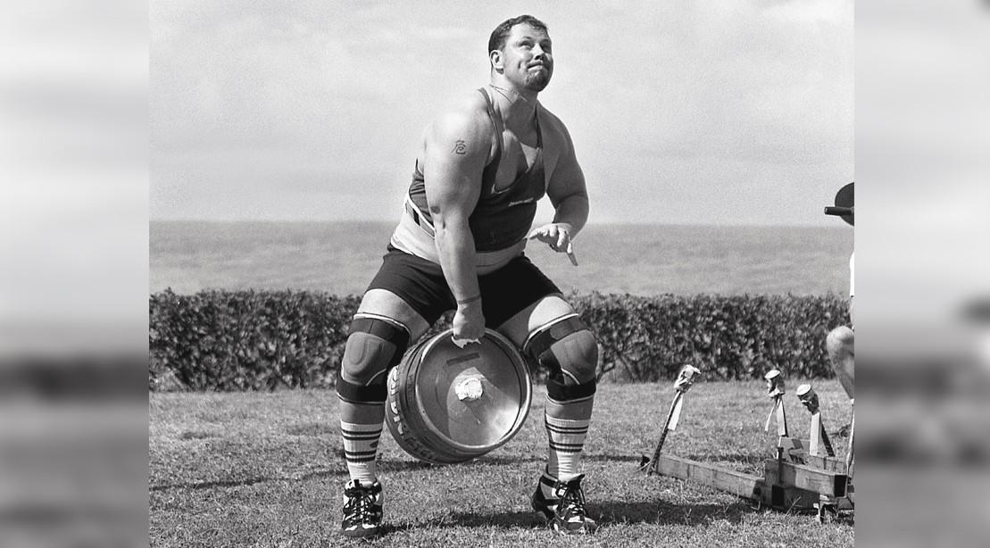 World's Strongest Man Magnus Ver Magnusson