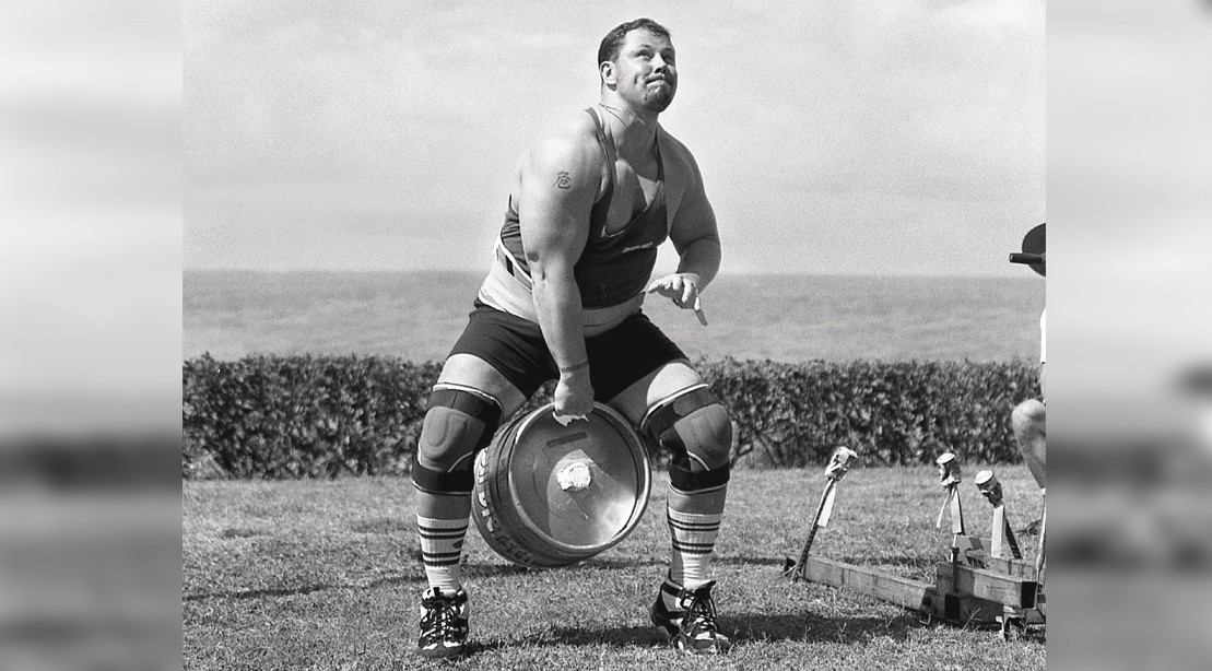 World's Strongest Man Magnus Ver Magnusson