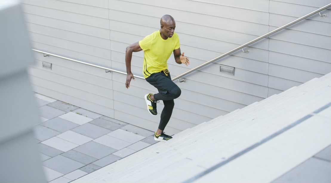 Take the Stairs to Torch the Fat and Boost Your Heart Health